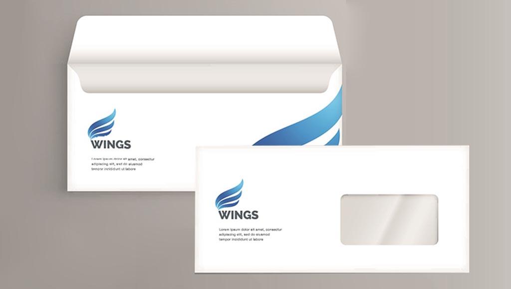 Branded Envelopes