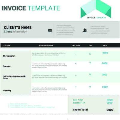 Invoice-Statements