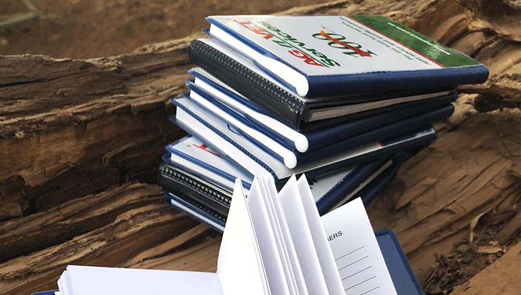 The Farm Hand Pocket Notebook