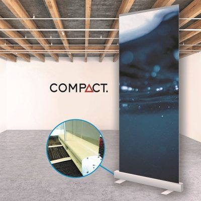 Compact Pull Up Banner