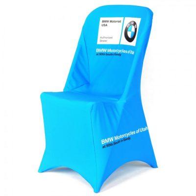 Custom Printed Chair Covers