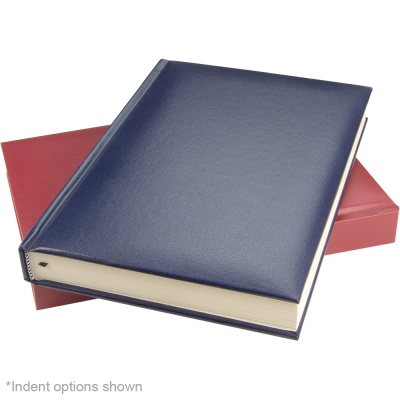 Executive Luma Day-to-a-Page Casebound A5