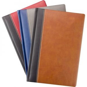 Executive Twinlux Veleta Day-to-a-Page Casebound A5