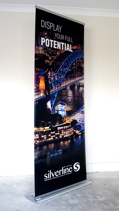 Luxus Pull Up Banner