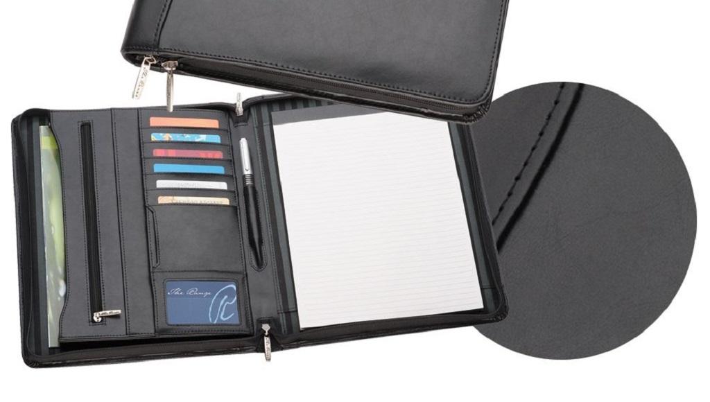 A4 Leather Compendium (3)