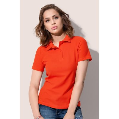 Woman's Heavyweight Polo