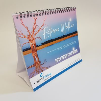 2021 Progress Printing Photo Competition Calendar