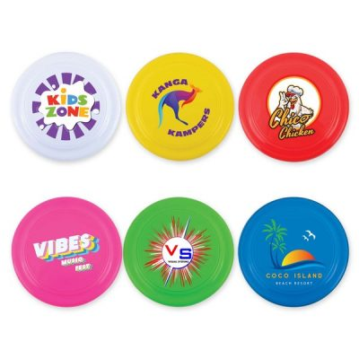 Frequent Flyer Frisbee