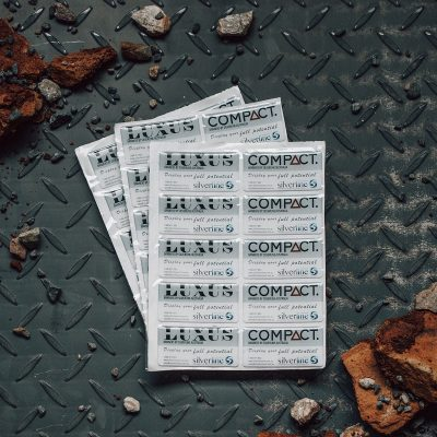 Resin Coated Stickers - RUGGED