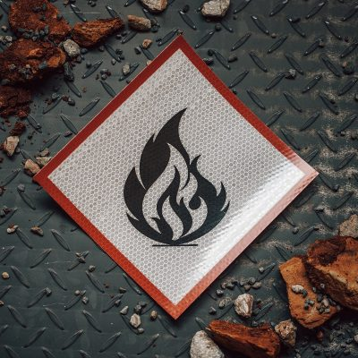 Reflective Stickers - RUGGED